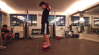 Med Ball Burpee Video